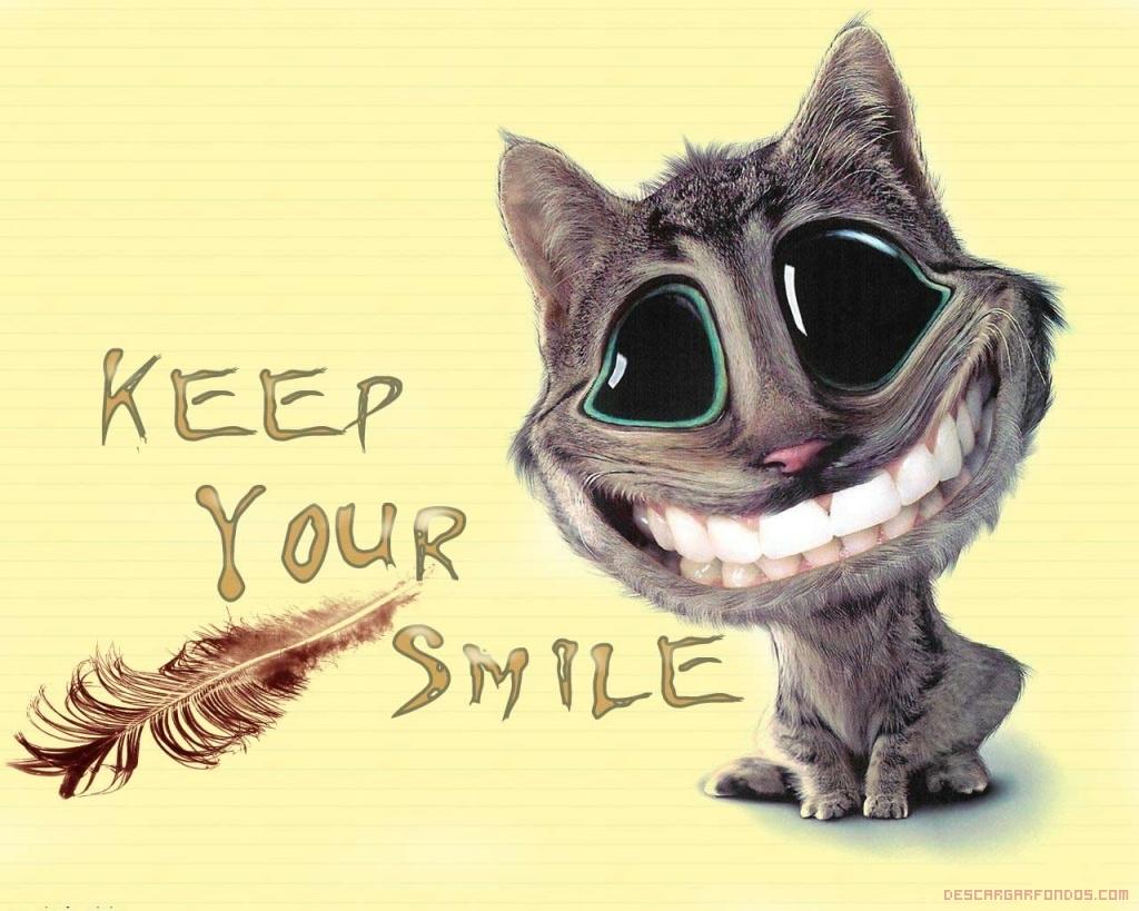 Ante todo, sonrie