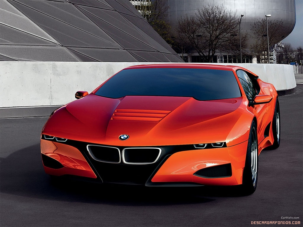 7 New Luxury Cars Coming Out For 2016: Coche BMW