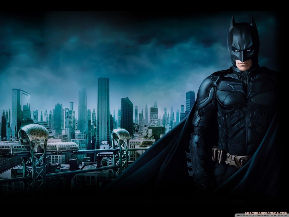 Batman en la ciudad