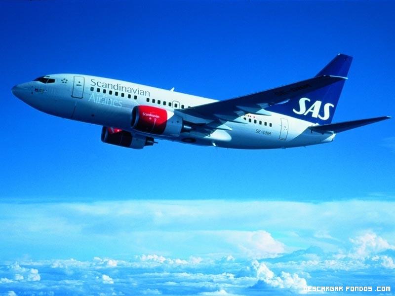 Boeing por los cielos