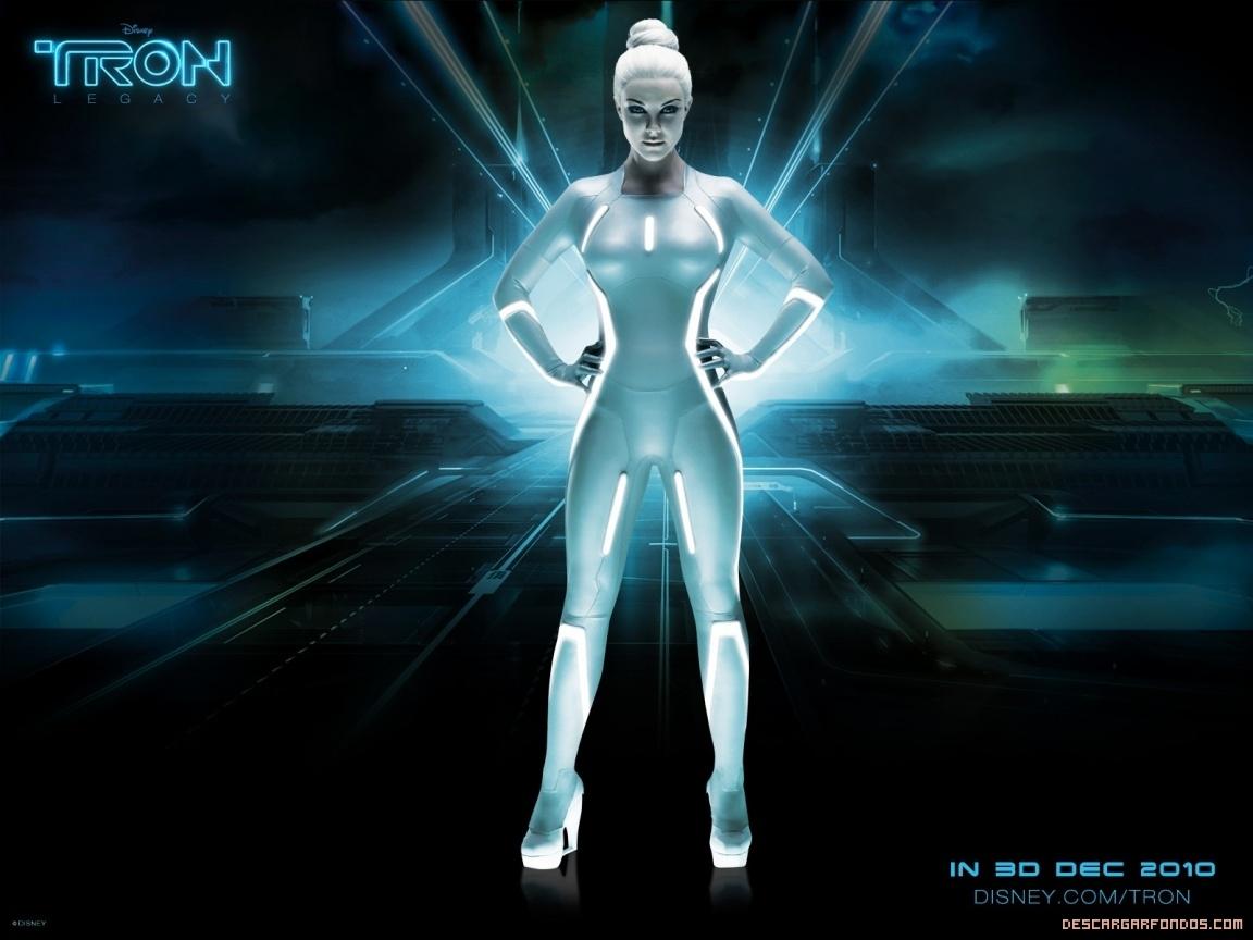 Personaje de Tron Legacy