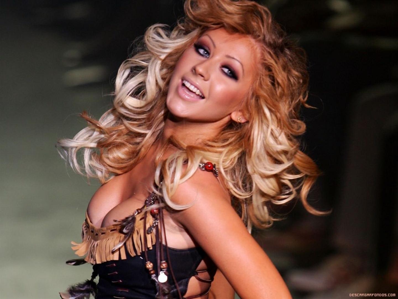Fondo de Christina Aguilera