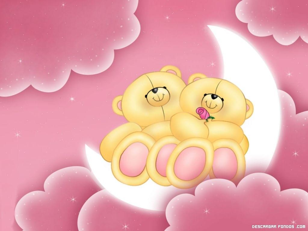 Dos osos enamorados