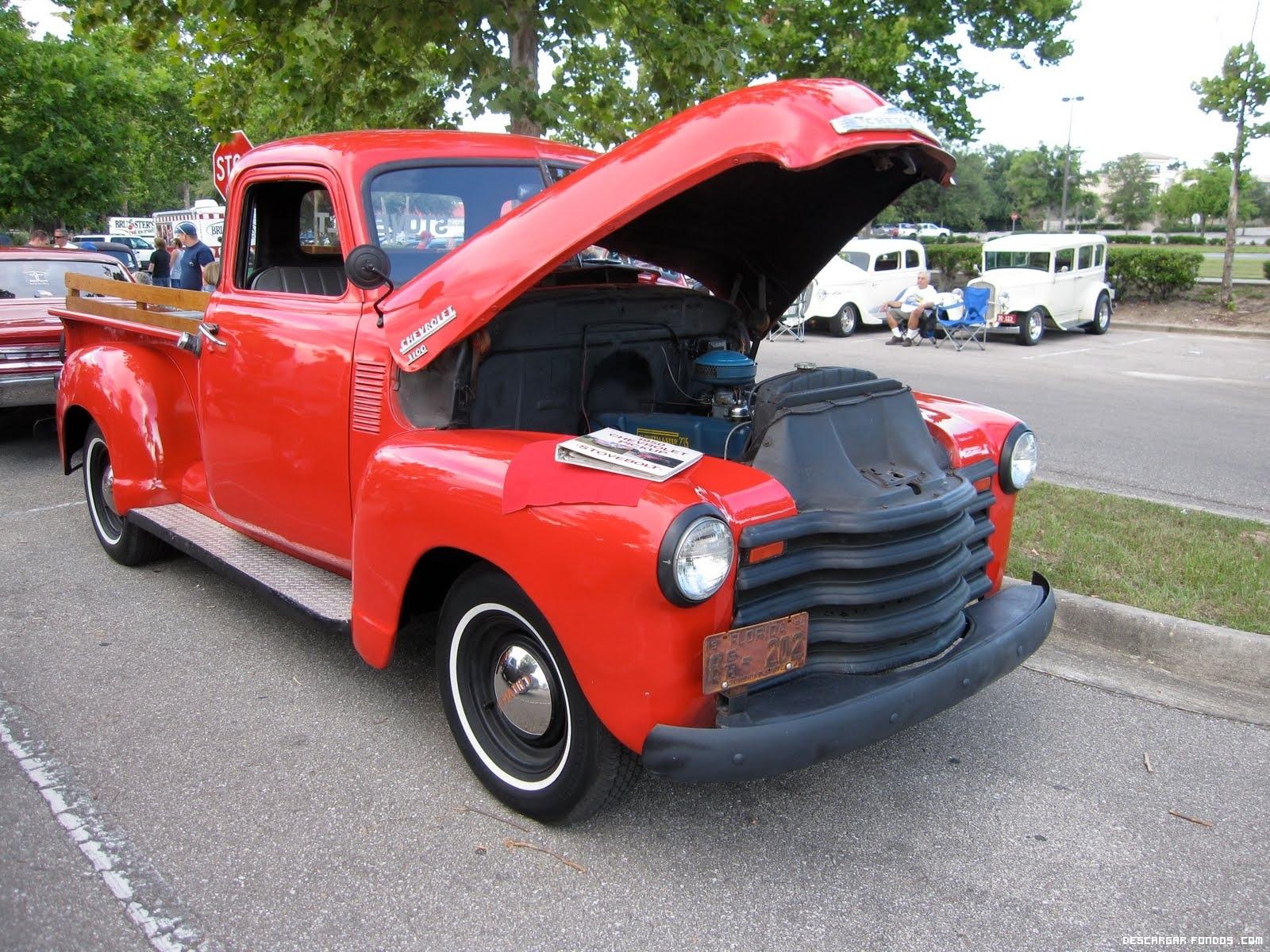 El antiguo Chevrolet