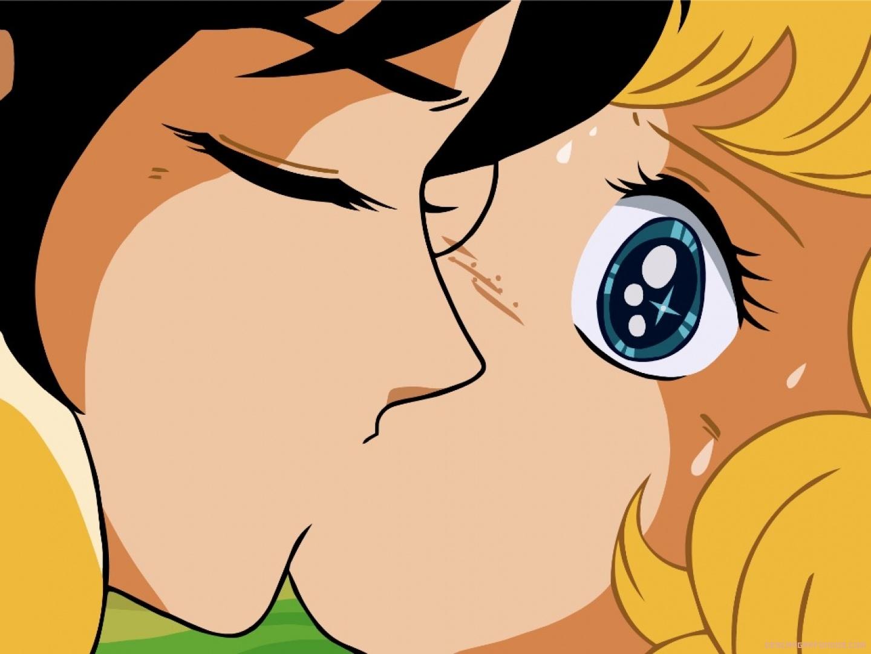 El beso de Candy-Candy