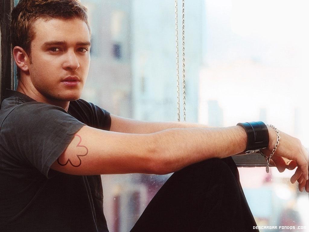 El cantante Justin Timberlake