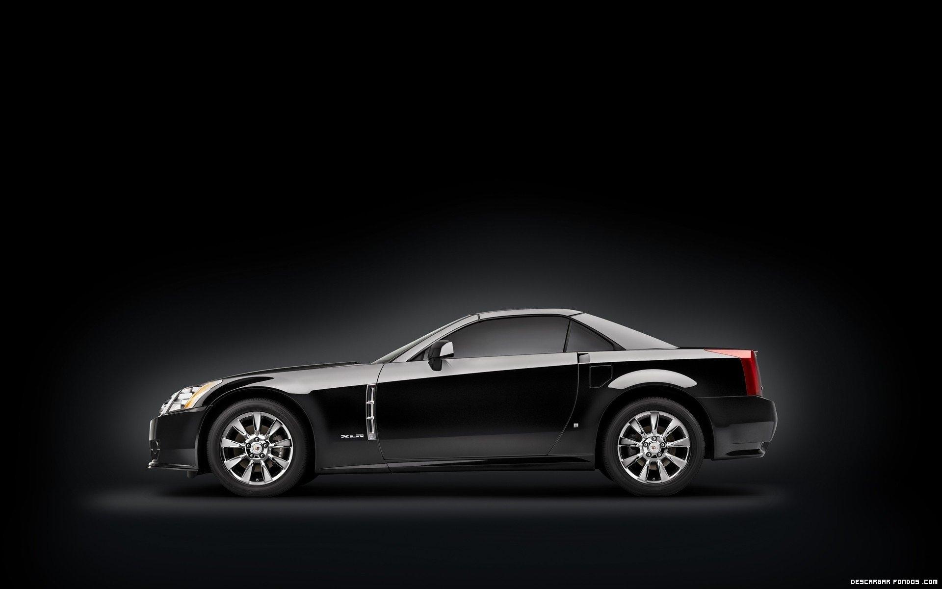 El fondo de un Cadillac XLR