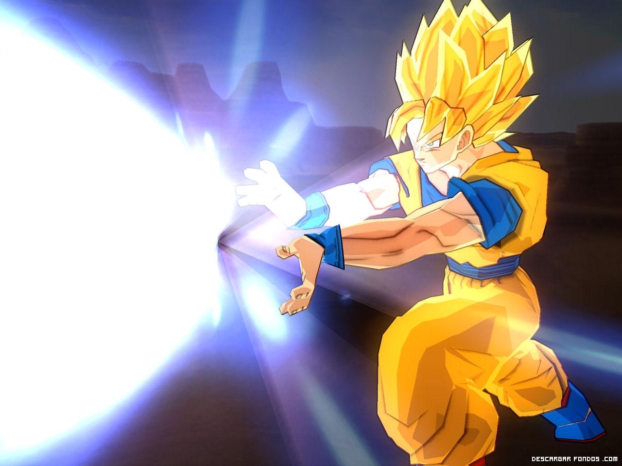 El kame hame ha de Goku