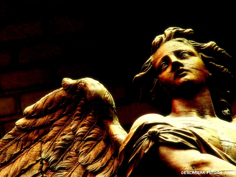 Estatua de un ángel