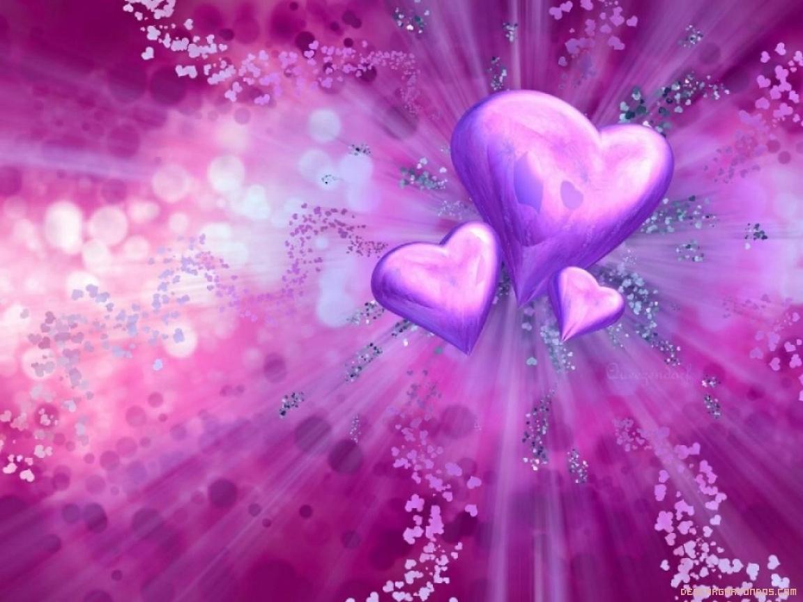 Explosión de corazones