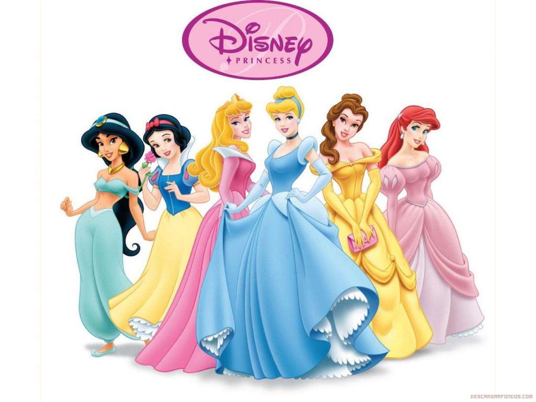 Famosas princesas Disney