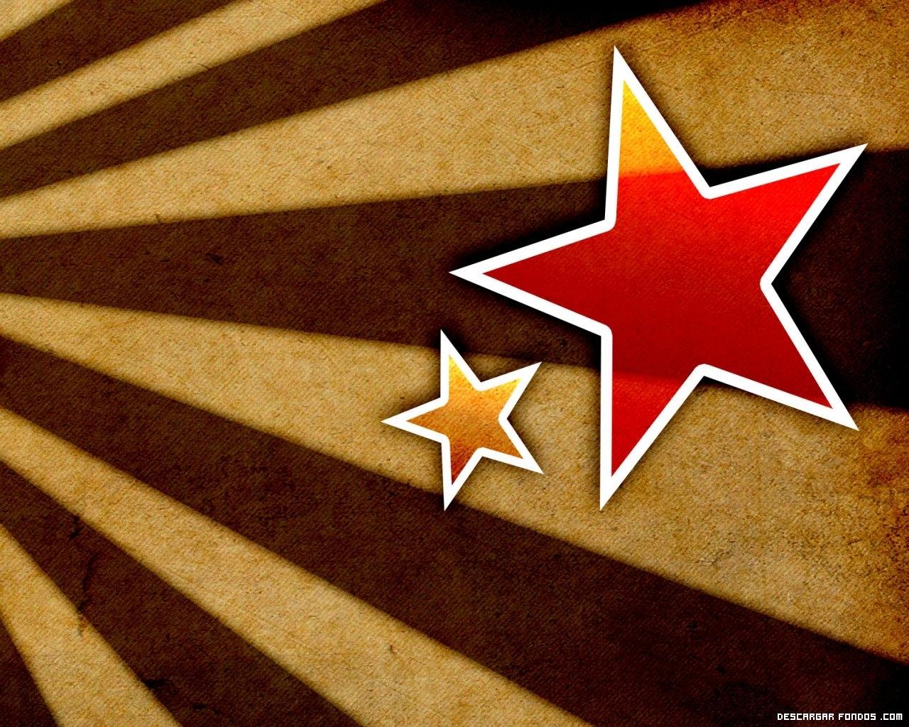 Fondos de una estrella