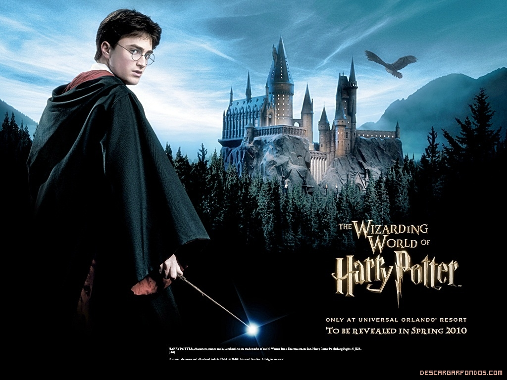Harry Potter y el castillo de la magia