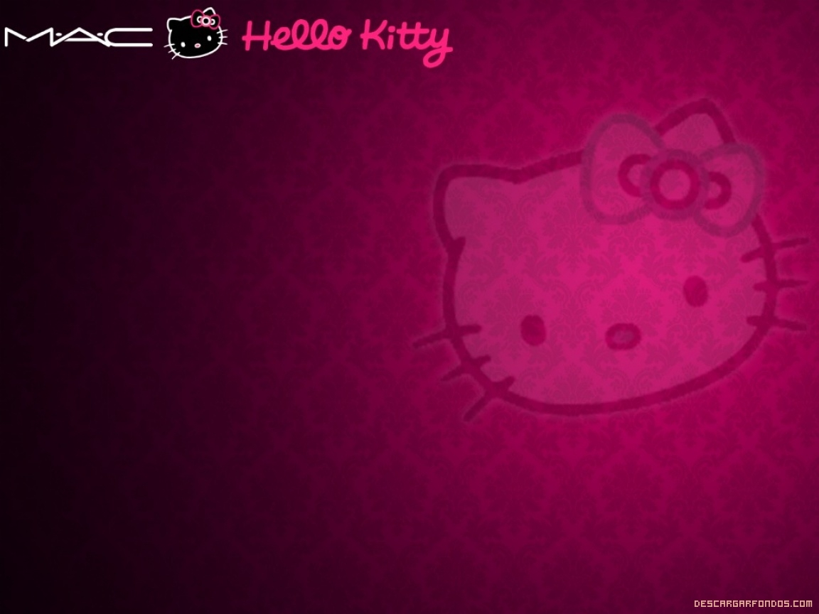 Carita de Hello Kitty