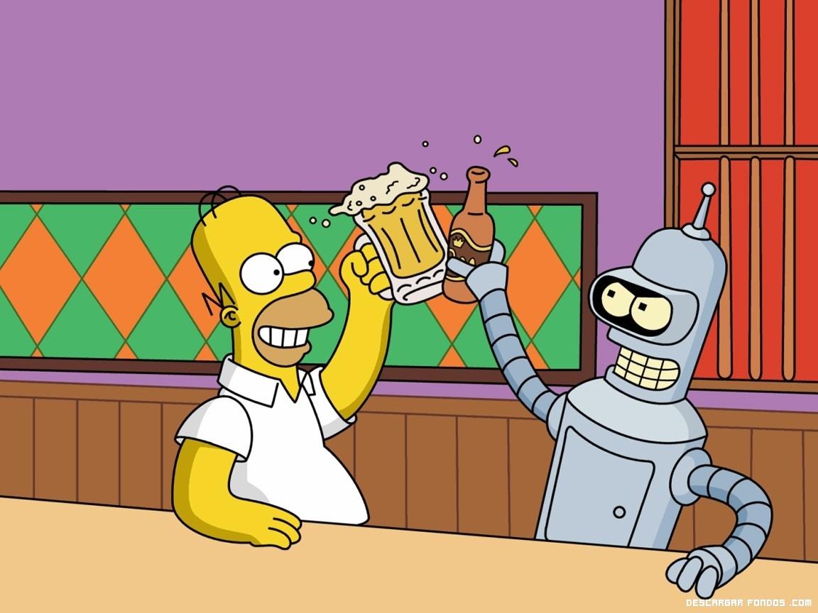 Homero y Denver