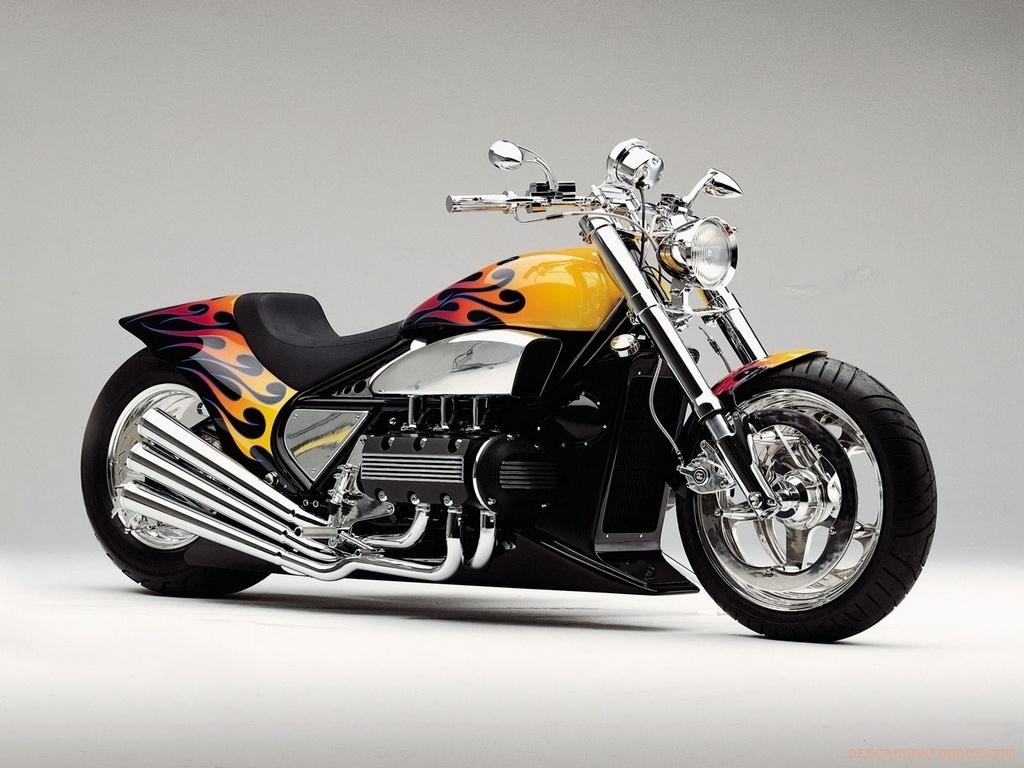 Moto Honda T3