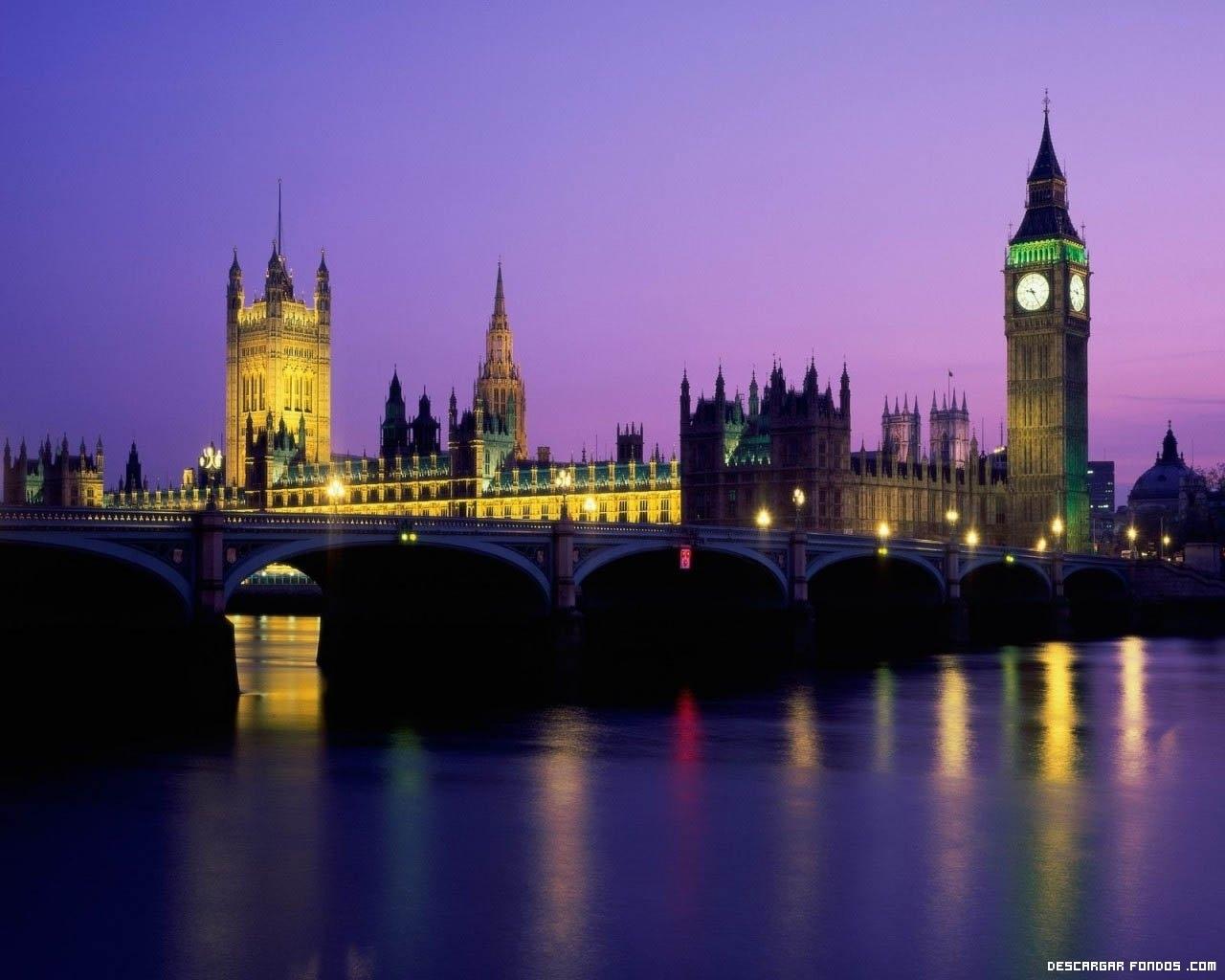 Inglaterra de Noche