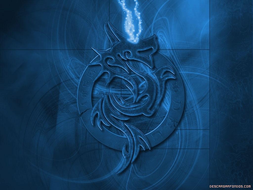 Insignia de dragón