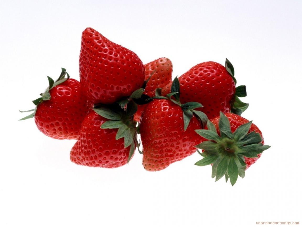 Jugosas fresas
