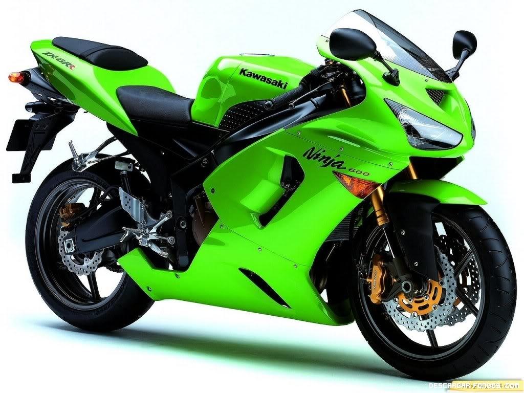 Kawasaki verde