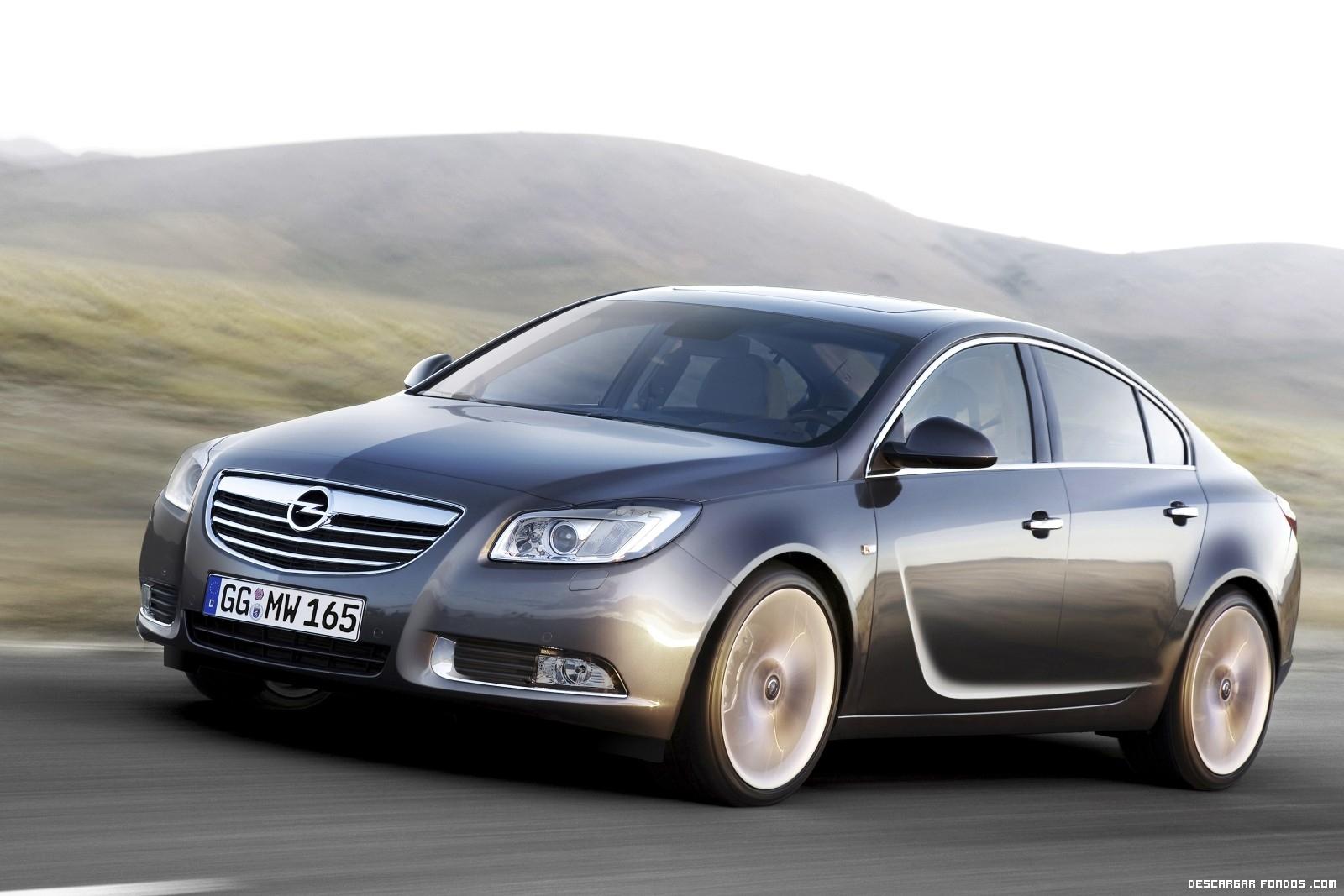 La elegancia del Opel Insignia