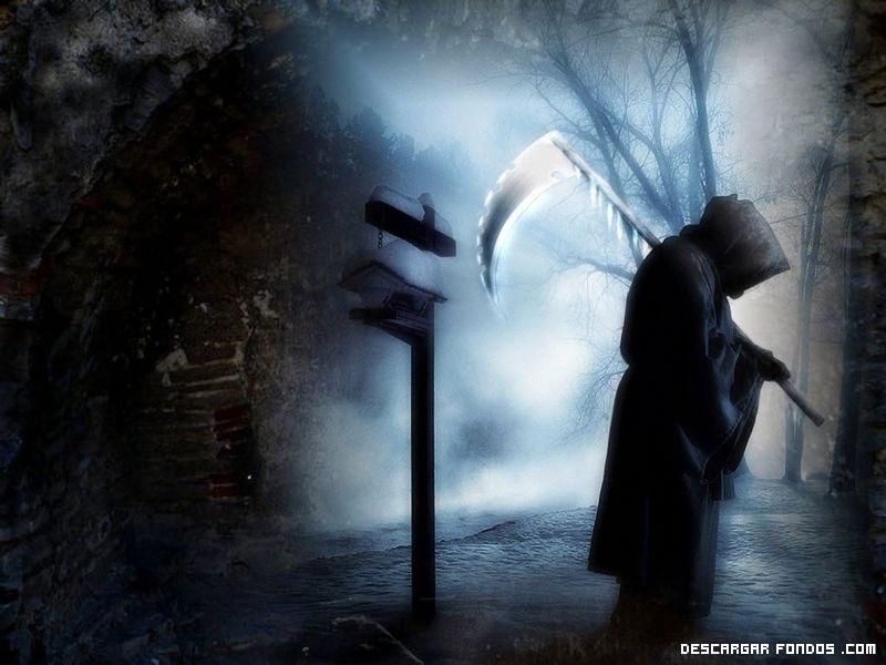 La muerte del camino