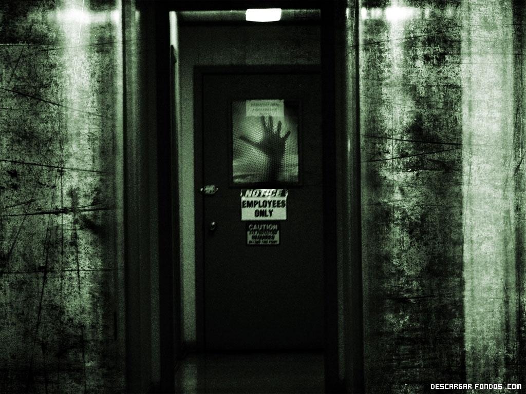 La puerta misteriosa