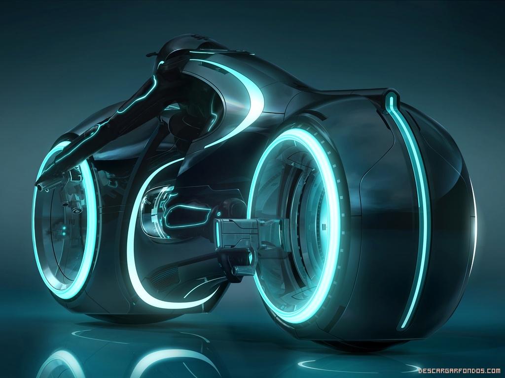 Moto de Tron Legacy