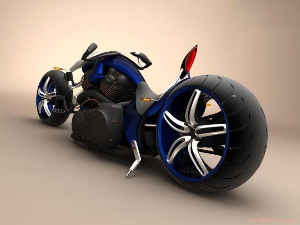 Moto en 3D