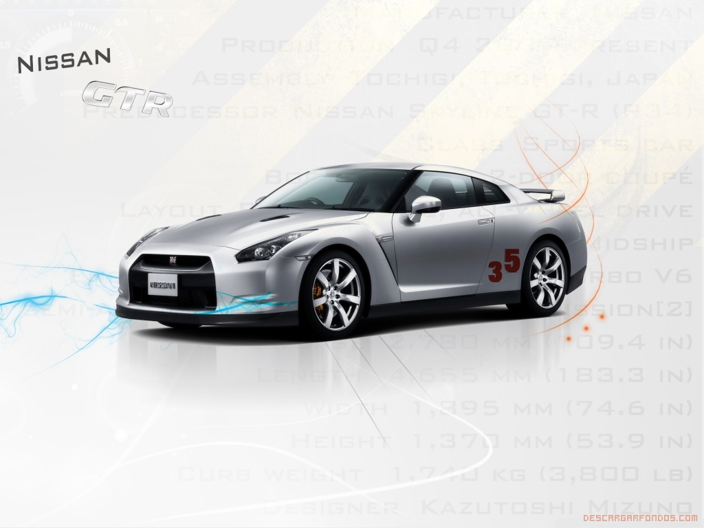 Nissan GTR-R35