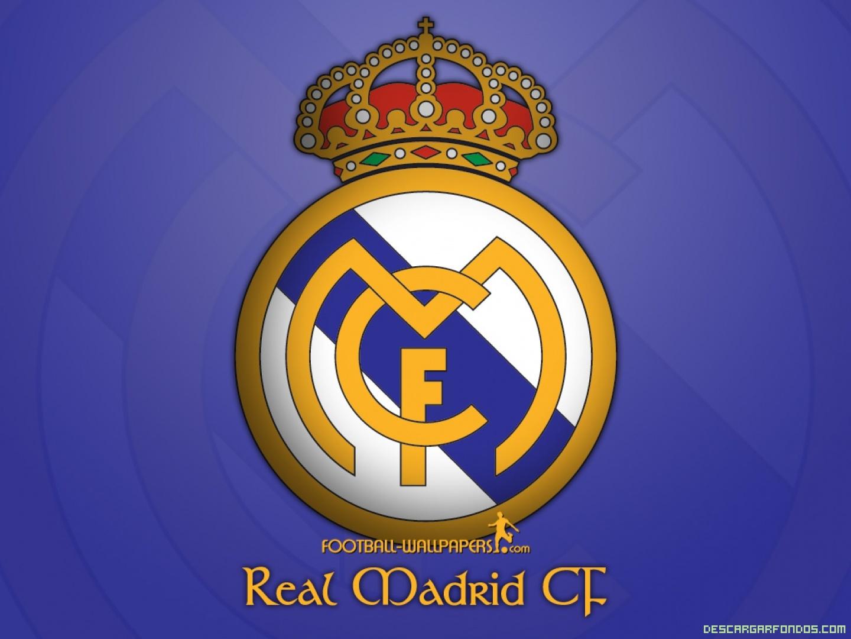 logotipo del real madrid