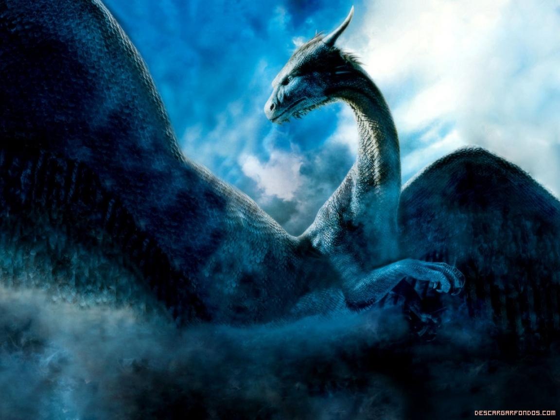 Dragón Saphira