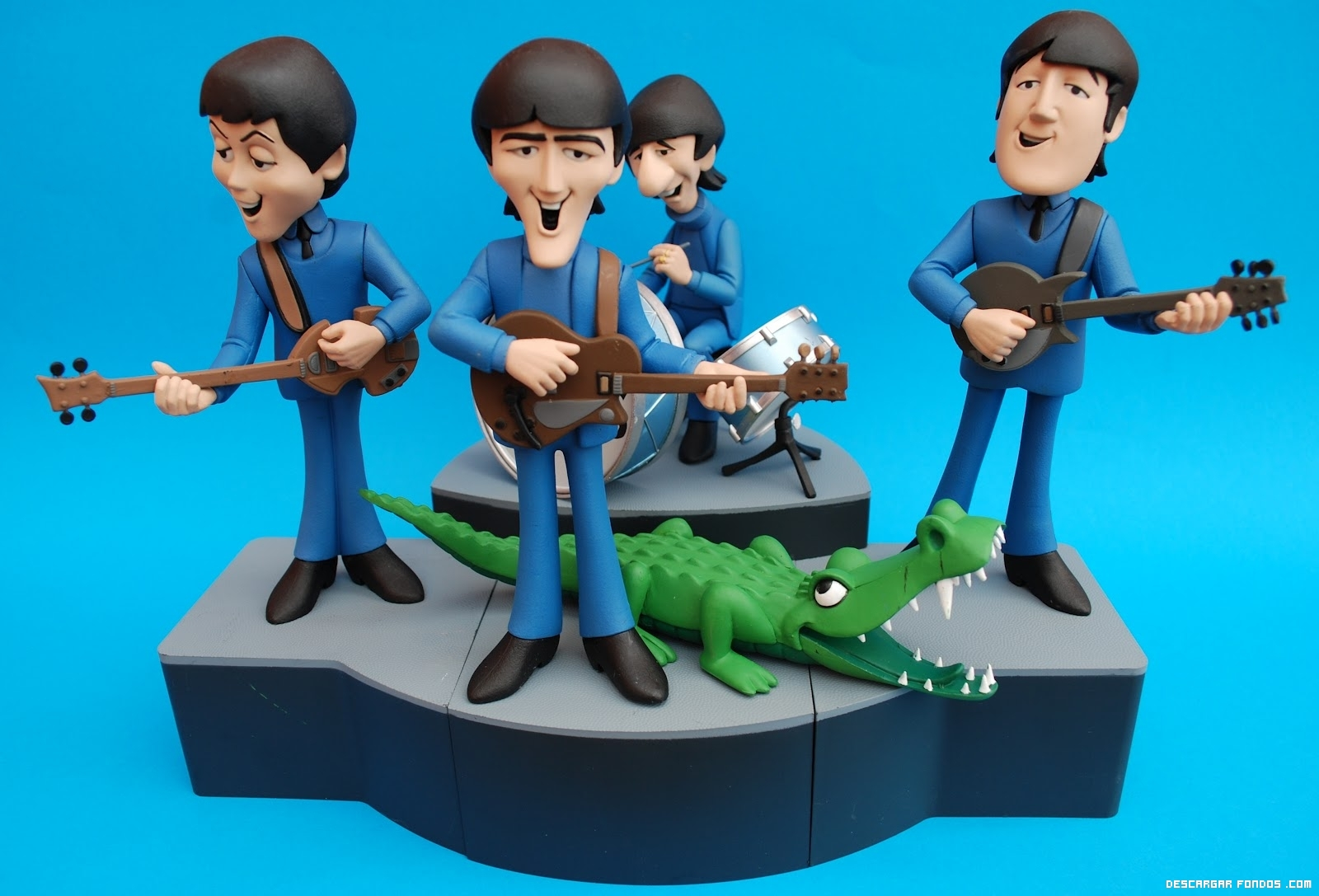 The Beatles en figuras
