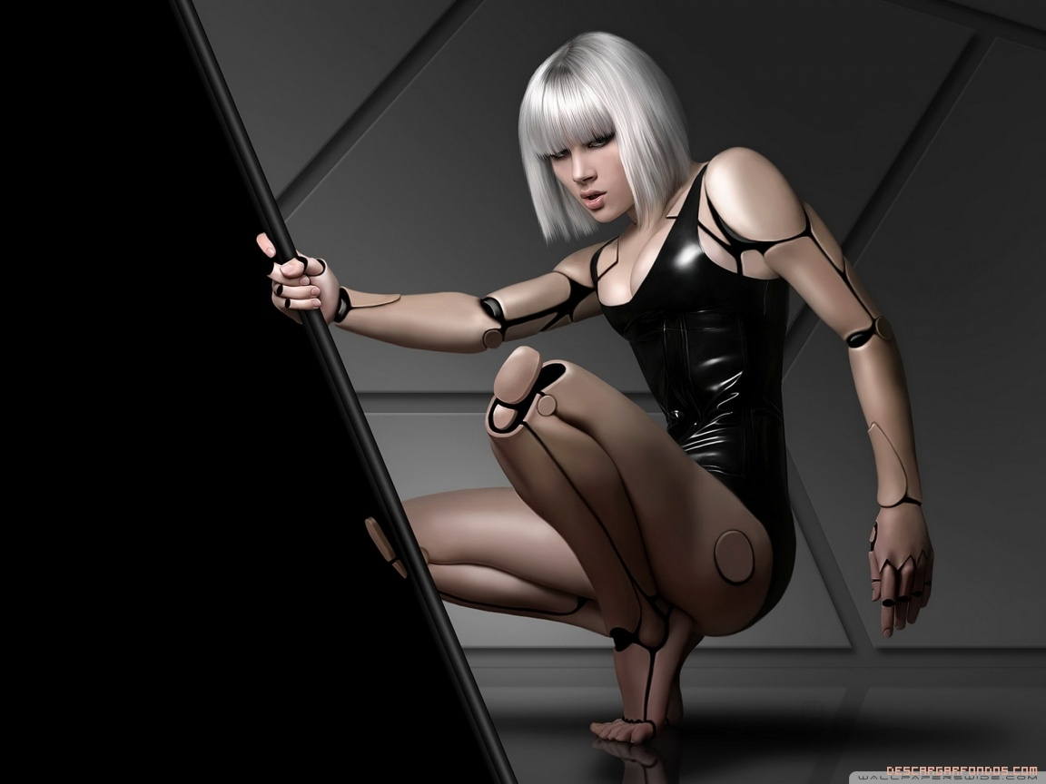 Mujer biónica