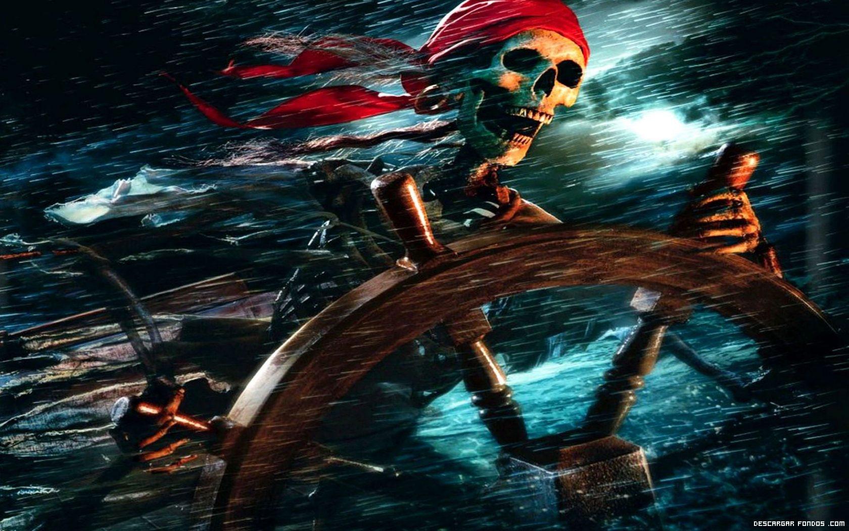 Pirata calavera