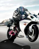Caballito en Yamaha