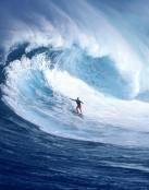 Domando las olas