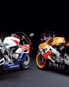 Duo de motos