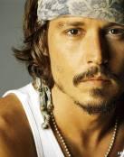 El famoso Johny Depp