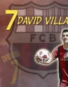 El fondo de David Villa