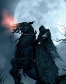 El jinete del demonio