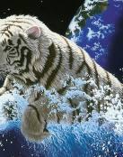 El león que domina el mundo