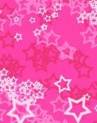 Estrellas rosadas