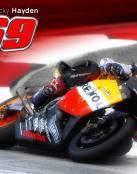 Moto velocidad con adrenalina