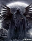 �ngel de la muerte
