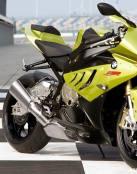 Fondo de motocicleta BMW