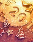 Galletas de año nuevo
