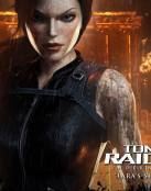 Lara Croft en Tomb Raider