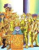 Los Caballeros Dorados