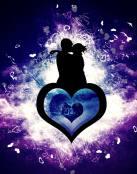 Siluetas de amor